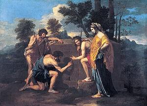 Les Bergers d'Arcadie - Nicolas Poussin